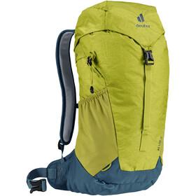 deuter AC Lite 16 Backpack, geel/blauw